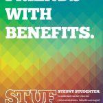 Vraag subsidie voor je evenement aan bij STUF!